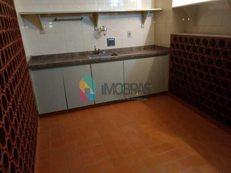 adega - Casa à venda Rua General Mariante,Laranjeiras, IMOBRAS RJ - R$ 2.000.000 - FLCA50001 - 26