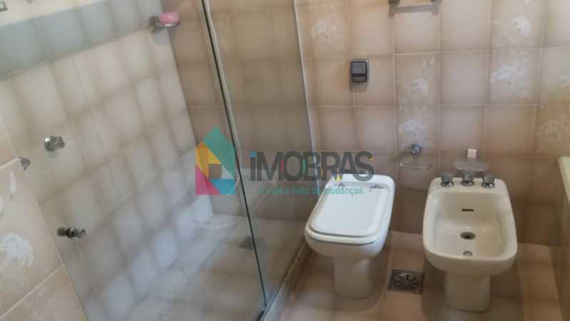 banheiro suite 1º pavimento 1 - Casa à venda Rua General Mariante,Laranjeiras, IMOBRAS RJ - R$ 2.000.000 - FLCA50001 - 20