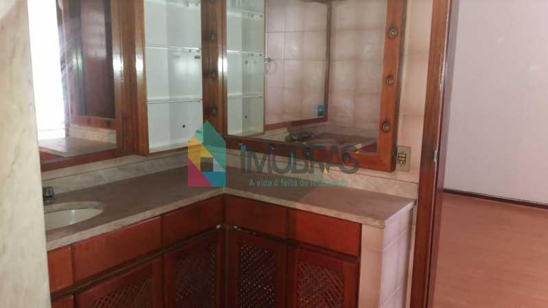 banheiro suite 1º pavimento 1 - Casa à venda Rua General Mariante,Laranjeiras, IMOBRAS RJ - R$ 2.000.000 - FLCA50001 - 19