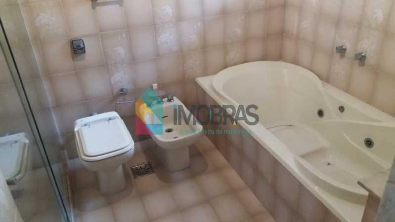 banheiro suite 1º pavimento - Casa à venda Rua General Mariante,Laranjeiras, IMOBRAS RJ - R$ 2.000.000 - FLCA50001 - 21