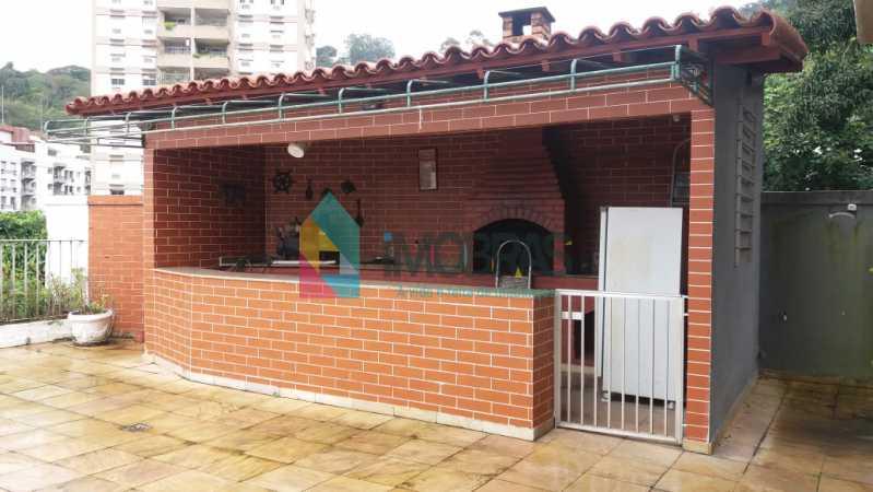 churrasqueira - Casa à venda Rua General Mariante,Laranjeiras, IMOBRAS RJ - R$ 2.000.000 - FLCA50001 - 7