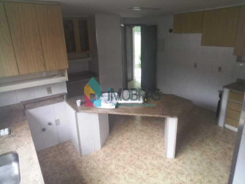 cozinha 1º pavimento 1.1 - Casa à venda Rua General Mariante,Laranjeiras, IMOBRAS RJ - R$ 2.000.000 - FLCA50001 - 17
