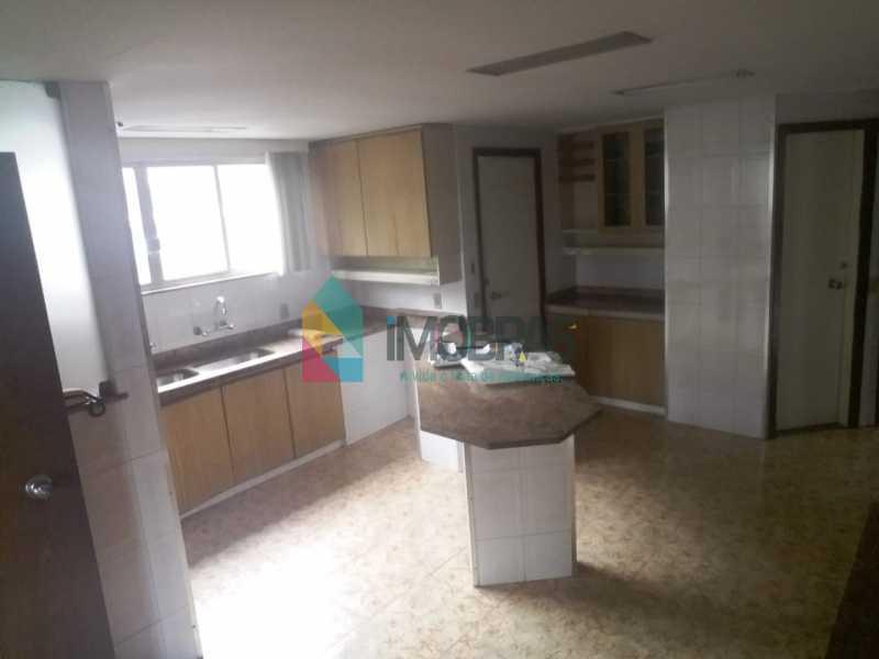 cozinha 1º pavimento - Casa à venda Rua General Mariante,Laranjeiras, IMOBRAS RJ - R$ 2.000.000 - FLCA50001 - 18