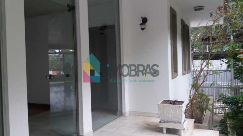 parte externa 1.1 - Casa à venda Rua General Mariante,Laranjeiras, IMOBRAS RJ - R$ 2.000.000 - FLCA50001 - 9