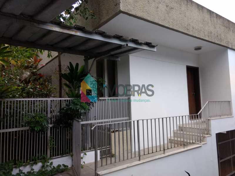 parte externa - Casa à venda Rua General Mariante,Laranjeiras, IMOBRAS RJ - R$ 2.000.000 - FLCA50001 - 10