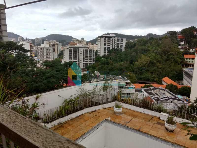 piscina - Casa à venda Rua General Mariante,Laranjeiras, IMOBRAS RJ - R$ 2.000.000 - FLCA50001 - 3