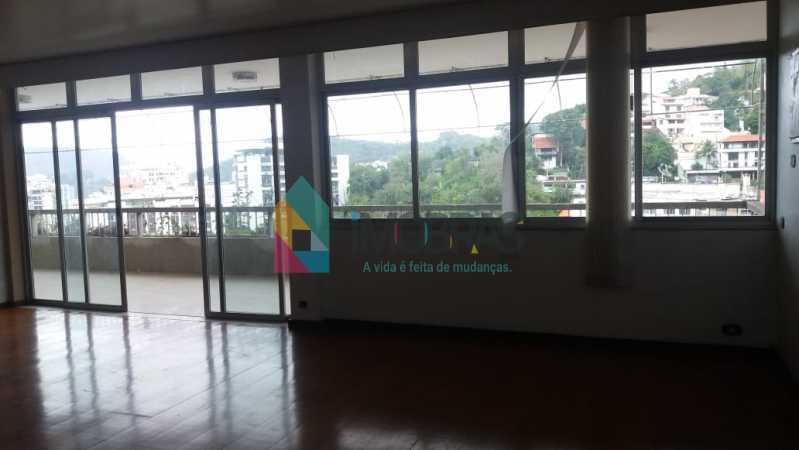 sala 1º pavimento 1.2 - Casa à venda Rua General Mariante,Laranjeiras, IMOBRAS RJ - R$ 2.000.000 - FLCA50001 - 11