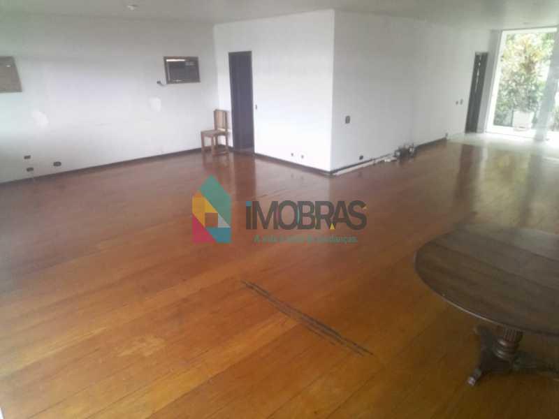 sala 1º pavimento 1.3 - Casa à venda Rua General Mariante,Laranjeiras, IMOBRAS RJ - R$ 2.000.000 - FLCA50001 - 14