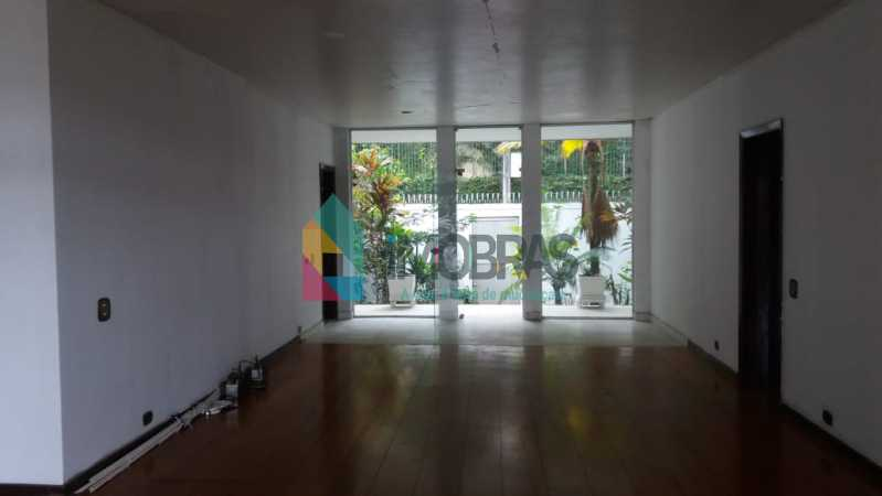 sala 1º pavimento - Casa à venda Rua General Mariante,Laranjeiras, IMOBRAS RJ - R$ 2.000.000 - FLCA50001 - 13