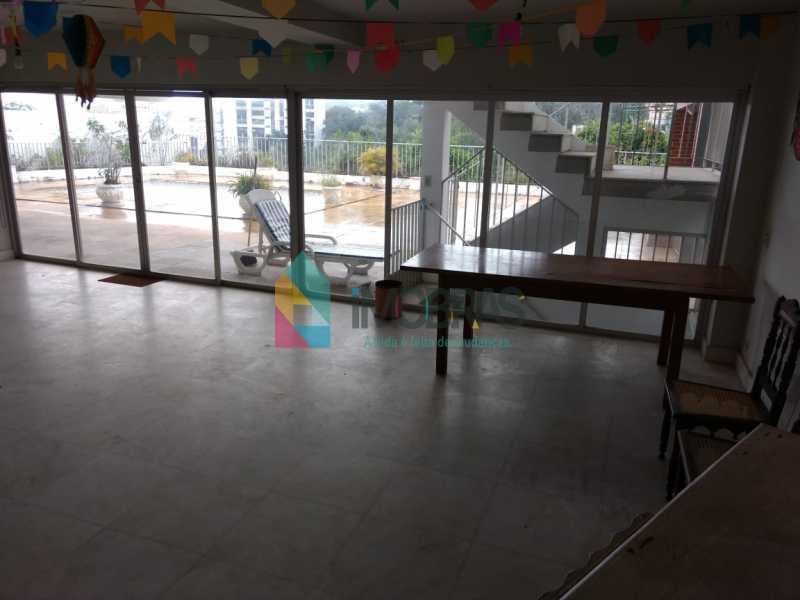 salão de festas 1 2º pavimen - Casa à venda Rua General Mariante,Laranjeiras, IMOBRAS RJ - R$ 2.000.000 - FLCA50001 - 22