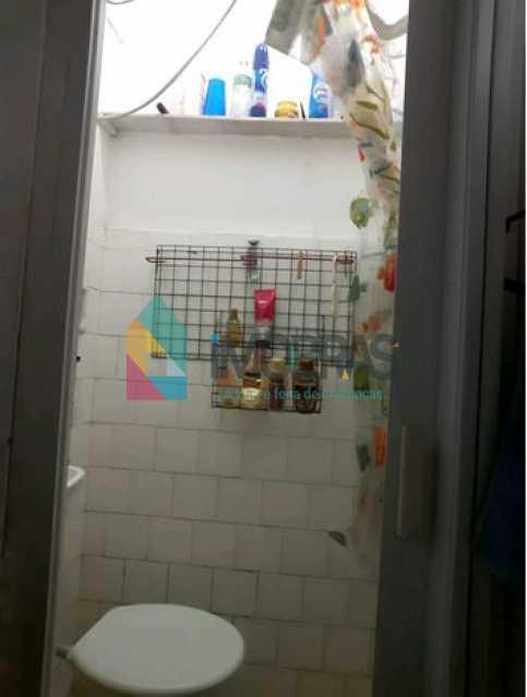 Banheiro dependência  - Apartamento à venda Rua Anchieta,Leme, IMOBRAS RJ - R$ 740.000 - CPAP20616 - 18