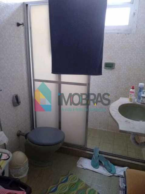 banheiro social  - Apartamento à venda Rua Anchieta,Leme, IMOBRAS RJ - R$ 740.000 - CPAP20616 - 8