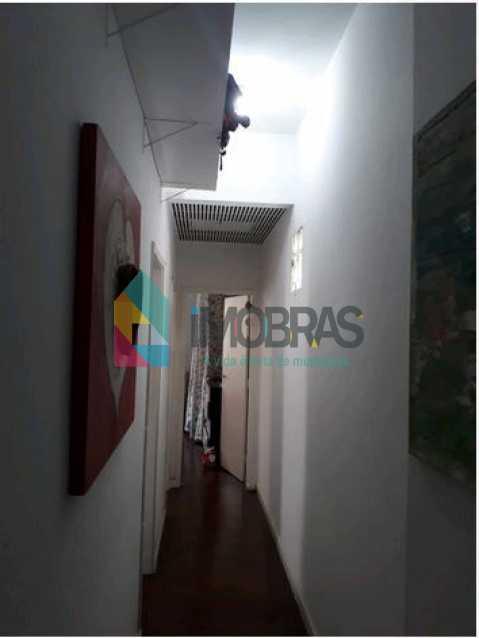 Corredor - Apartamento à venda Rua Anchieta,Leme, IMOBRAS RJ - R$ 740.000 - CPAP20616 - 9