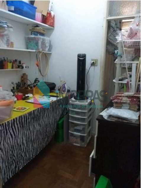 Dependencia transformada - Apartamento à venda Rua Anchieta,Leme, IMOBRAS RJ - R$ 740.000 - CPAP20616 - 10