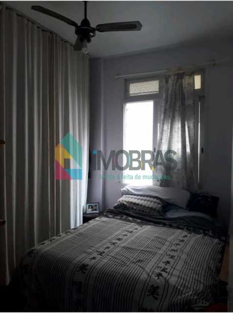 quarto 1 - Apartamento à venda Rua Anchieta,Leme, IMOBRAS RJ - R$ 740.000 - CPAP20616 - 4