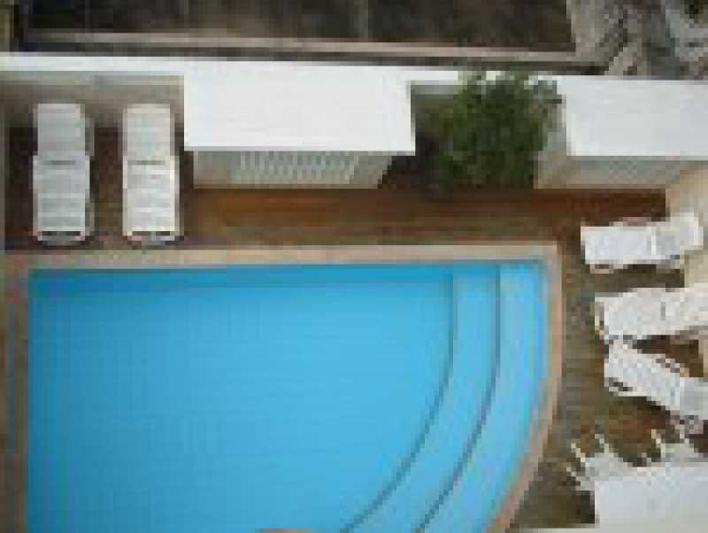 Ipanema Pax Flat - Piscina - Flat à venda Rua Barão da Torre,Copacabana, IMOBRAS RJ - R$ 1.320.000 - AP4026 - 5