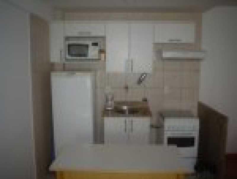 IPANEMA PAX FLAT 102 - cozinha - Flat à venda Rua Barão da Torre,Copacabana, IMOBRAS RJ - R$ 1.320.000 - AP4026 - 16