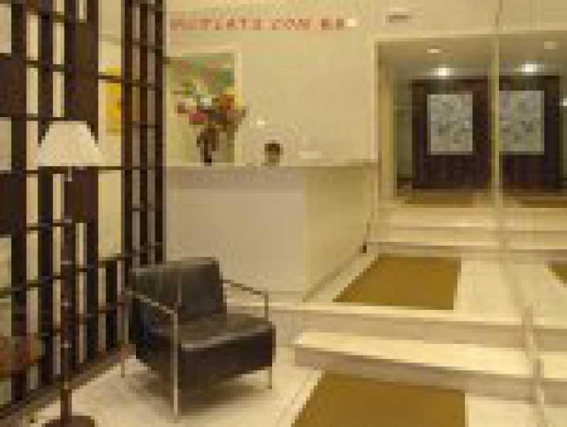 recepção ipf - Flat à venda Rua Barão da Torre,Copacabana, IMOBRAS RJ - R$ 1.320.000 - AP4026 - 19