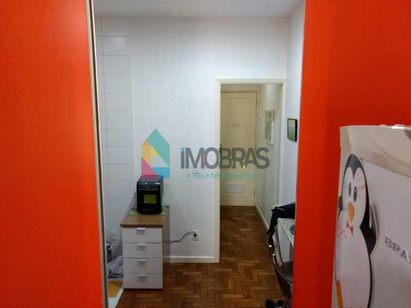 1101d91f-0520-49d8-b662-53fbc8 - Kitnet/Conjugado 40m² à venda Rua Senador Vergueiro,Flamengo, IMOBRAS RJ - R$ 400.000 - BOKI00074 - 8