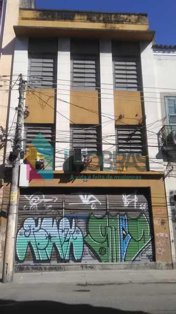 LVI - Prédio 398m² à venda Gamboa, Rio de Janeiro - R$ 900.000 - BOPR00007 - 1