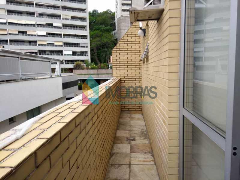 8a9180bf-0563-4542-9e25-ed8e64 - Cobertura à venda Rua Marquês de Pinedo,Laranjeiras, IMOBRAS RJ - R$ 2.200.000 - CPCO40033 - 16