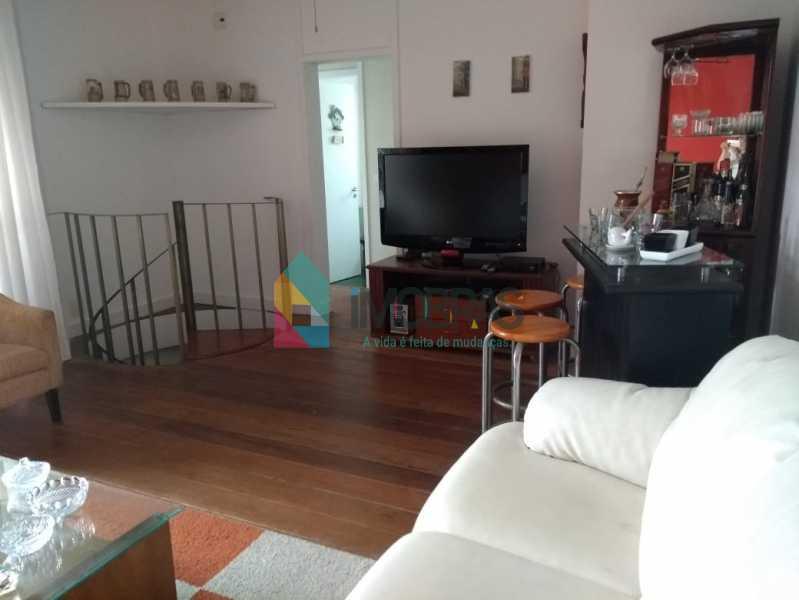 d86cfb3e-22a7-49c4-af9d-0f2858 - Cobertura à venda Rua Marquês de Pinedo,Laranjeiras, IMOBRAS RJ - R$ 2.200.000 - CPCO40033 - 11