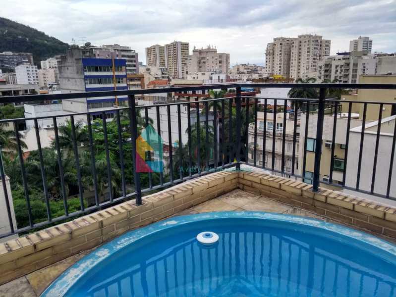 f2ea6ade-ee34-4060-91db-d60577 - Cobertura à venda Rua Marquês de Pinedo,Laranjeiras, IMOBRAS RJ - R$ 2.200.000 - CPCO40033 - 6