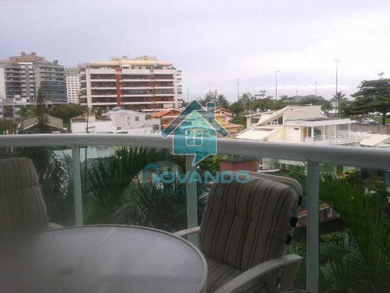 827630017056031 - partamento na Barra da Tijuca- Sheranton - Wyndham - 1 quartos com 53m² - 337A - 12