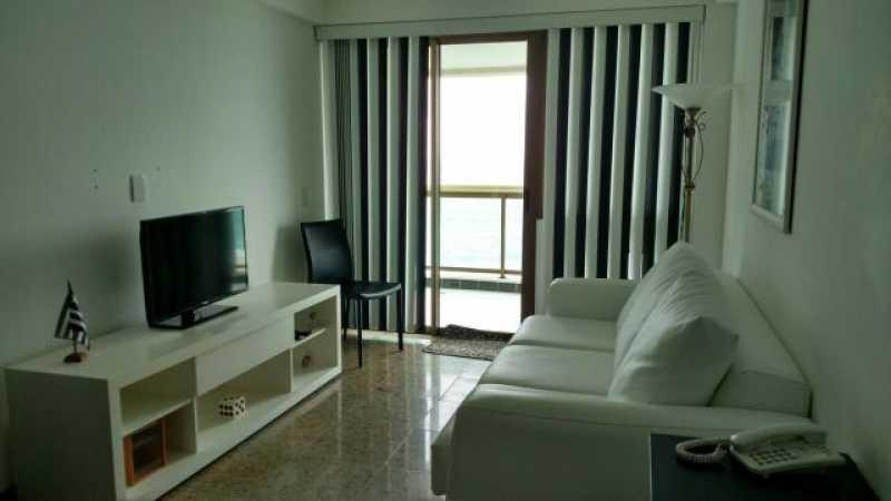 231618105726640 - Apartamento na Barra da Tijuca- Royal Plaza - 1 quartos com 51m² - 338A - 3