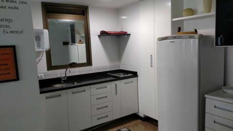 233618101089443 - Apartamento na Barra da Tijuca- Royal Plaza - 1 quartos com 51m² - 338A - 4