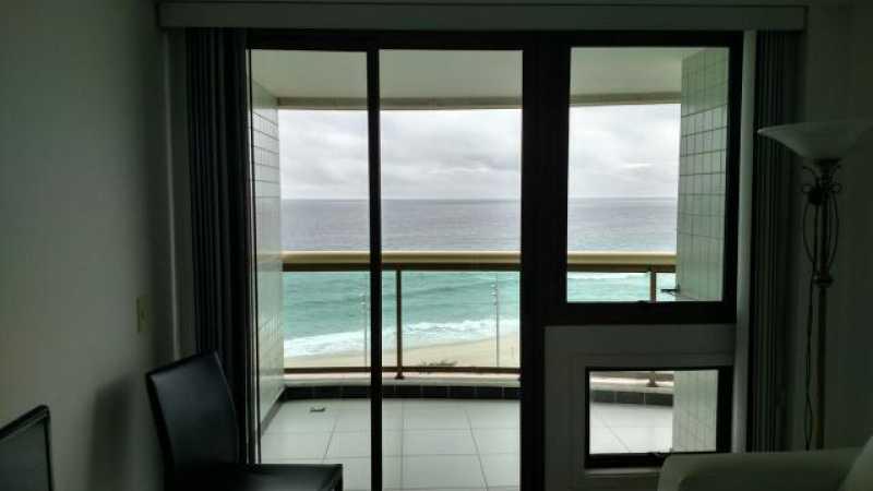 234618108136081 - Apartamento na Barra da Tijuca- Royal Plaza - 1 quartos com 51m² - 338A - 8