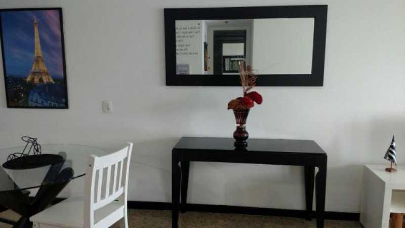239618101140381 - Apartamento na Barra da Tijuca- Royal Plaza - 1 quartos com 51m² - 338A - 5