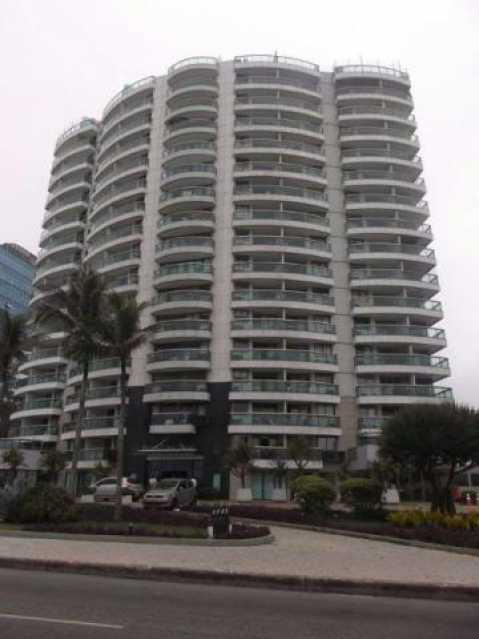 232618109822184 - Apartamento na Barra da Tijuca- Royal Plaza - 1 quartos com 51m² - 338A - 12