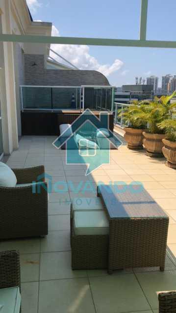 375254d4-5a7f-494d-808c-bfe3e1 - Apartamento cobertura na Barra da Tijuca -Le Parc -1 quartos com 160m² - 367K - 5