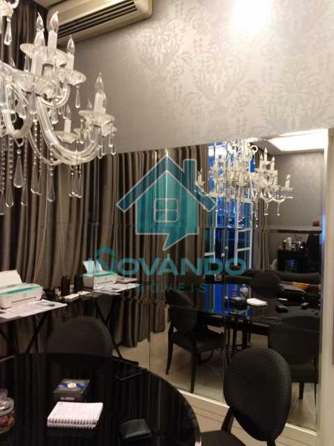 e760eb46-2e49-4f13-9d02-b37e6c - Apartamento cobertura na Barra da Tijuca -Le Parc -1 quartos com 160m² - 367K - 1