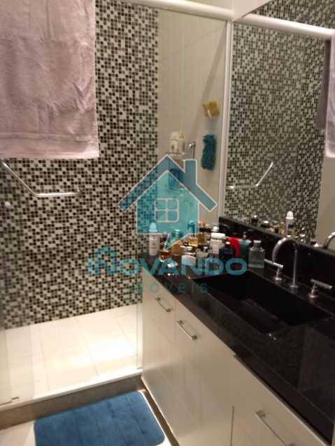 ebfcf108-8201-47a7-8d3f-9dc6e2 - Apartamento cobertura na Barra da Tijuca -Le Parc -1 quartos com 160m² - 367K - 13