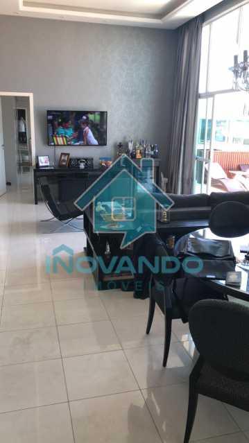 f59d0a63-bc20-46b4-a998-f37868 - Apartamento cobertura na Barra da Tijuca -Le Parc -1 quartos com 160m² - 367K - 7