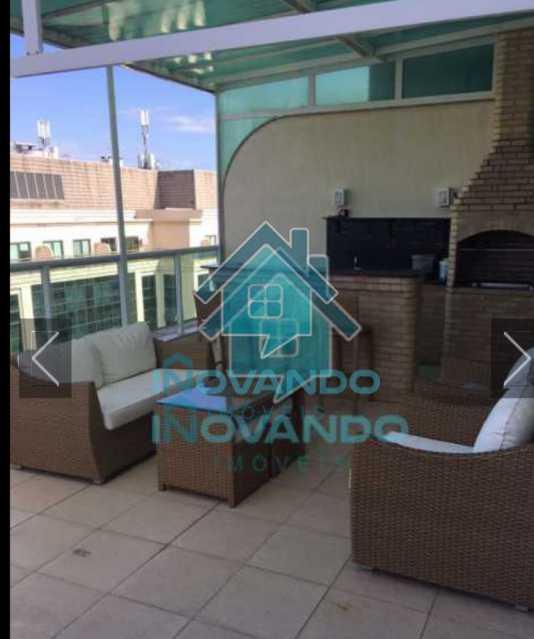 e548938f-374c-44ca-b185-6aac8b - Apartamento cobertura na Barra da Tijuca -Le Parc -1 quartos com 160m² - 367K - 4