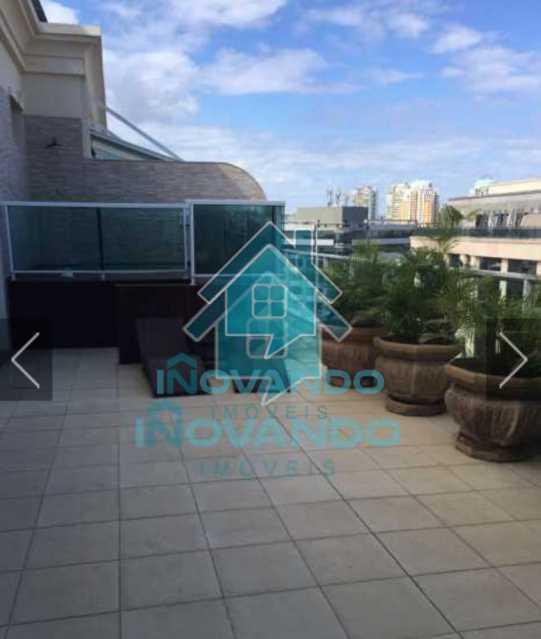e1907741-b644-4ed1-8bf6-471a2a - Apartamento cobertura na Barra da Tijuca -Le Parc -1 quartos com 160m² - 367K - 6