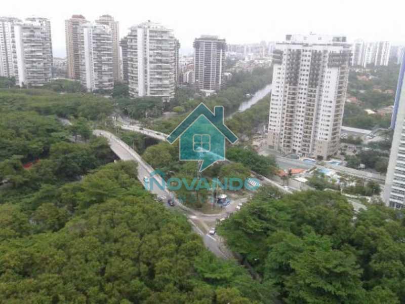 436608113761572 - Apartamento cobertura na Barra da Tijuca 2 quartos com 153m² - 374K - 8