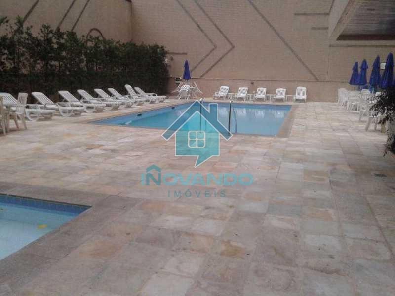 438608117855982 - Apartamento cobertura na Barra da Tijuca 2 quartos com 153m² - 374K - 15