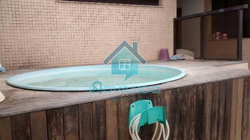 938611023267783 - Apartamento cobertura na Barra da Tijuca 2 quartos com 153m² - 374K - 6