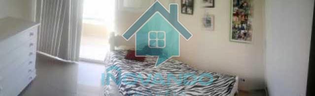 182721019152492 - Apartamento na Barra da Tijuca-Parque das Rosas- 2 quartos com 80m² - - 388B - 6