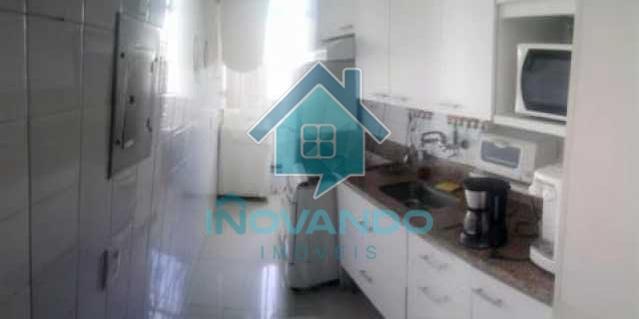 185721013709880 - Apartamento na Barra da Tijuca-Parque das Rosas- 2 quartos com 80m² - - 388B - 8