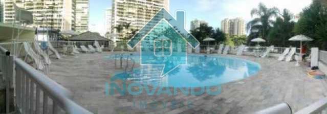 186721016925870 - Apartamento na Barra da Tijuca-Parque das Rosas- 2 quartos com 80m² - - 388B - 10