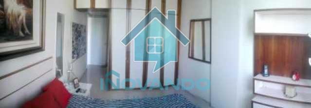 187721011844360 - Apartamento na Barra da Tijuca-Parque das Rosas- 2 quartos com 80m² - - 388B - 5