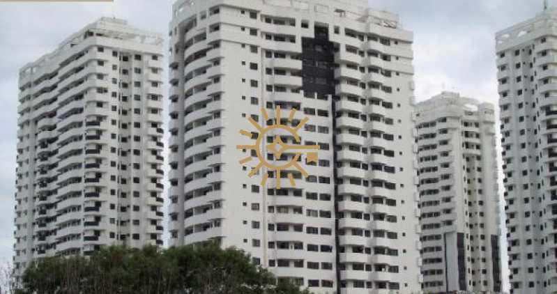26654 - Apartamento cobertura na Barra da Tijuca- Barra Bali- 3 quartos com 160m²- - 133K - 1
