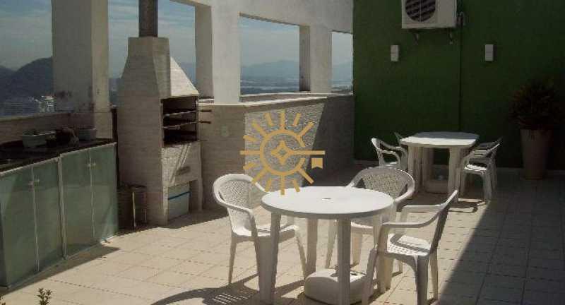26657 - Apartamento cobertura na Barra da Tijuca- Barra Bali- 3 quartos com 160m²- - 133K - 5
