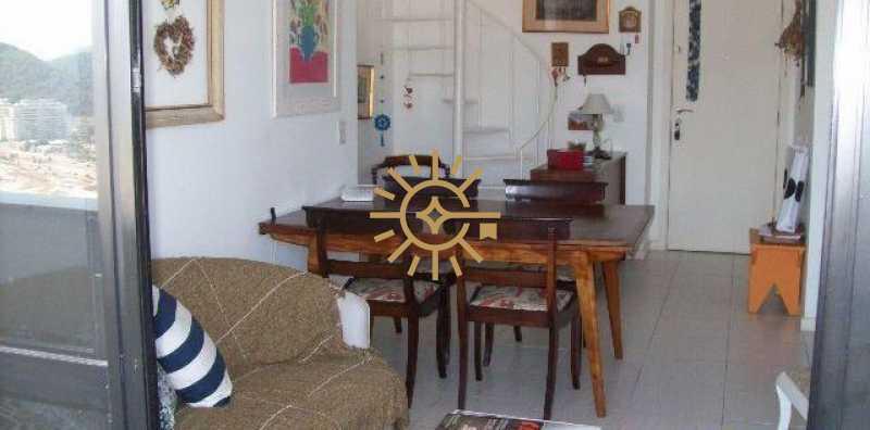 26658 1 - Apartamento cobertura na Barra da Tijuca- Barra Bali- 3 quartos com 160m²- - 133K - 6