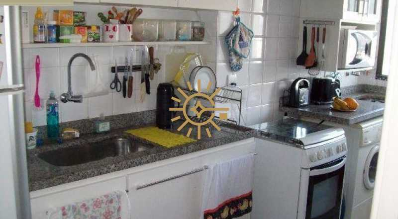 26661 - Apartamento cobertura na Barra da Tijuca- Barra Bali- 3 quartos com 160m²- - 133K - 9